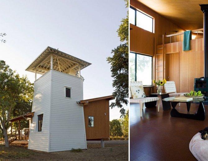 Yolo, la casa/cabina