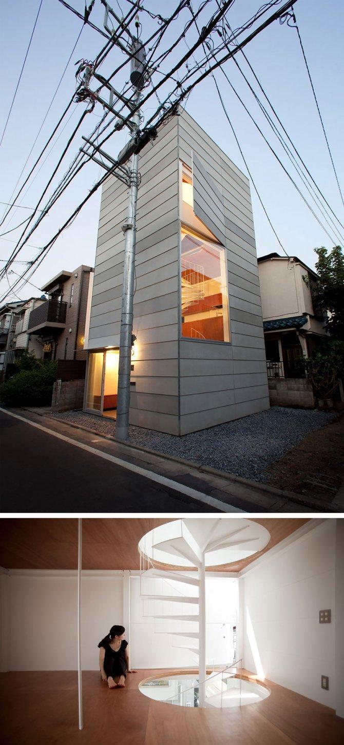 Piccola casa a Tokyo