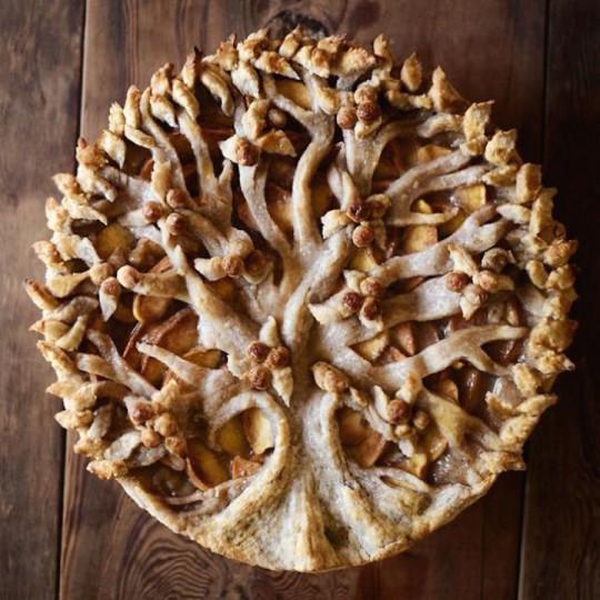 3) L'albero di mele