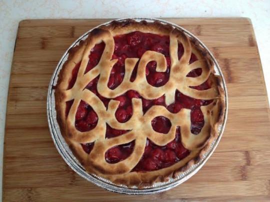 10) Torta F.You