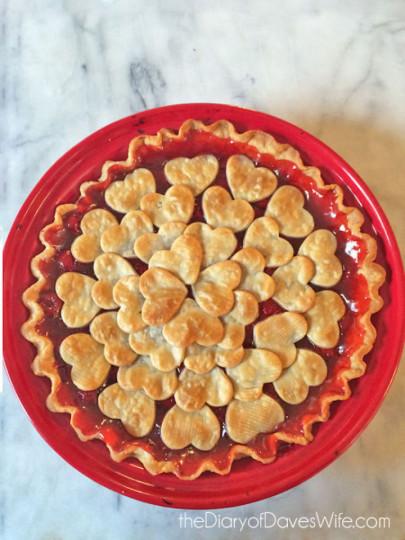 11) La torta di San Valentino