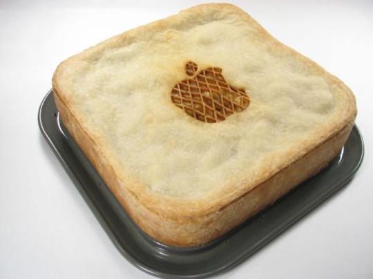 """16) """"IPie"""": la torta per gli amanti della Apple e delle mele"""