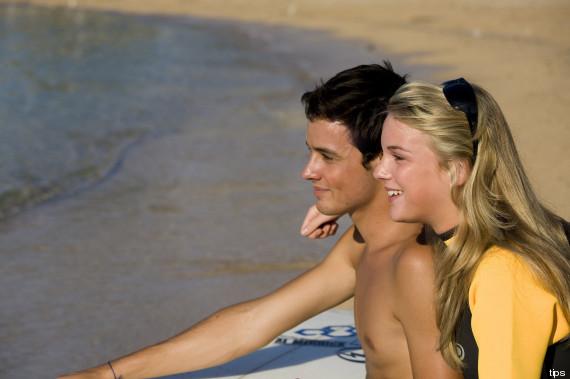 5 ragioni scientifiche per cui il nostro cervello vicino all'acqua è più felice