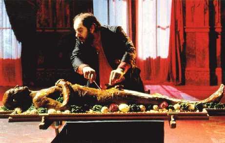 13. Il cuoco, il ladro, sua moglie e l'amante (Peter Greenaway, 1989)