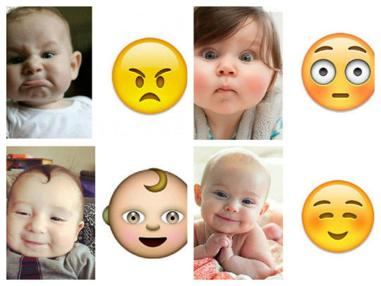 Conosciuto Se le facce dei bambini fossero Emoticon. Ecco 10 esempi | Non Fa  YD74