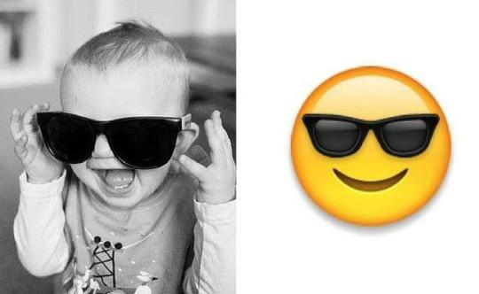 Se le facce dei bambini fossero Emoticon. Ecco 10 esempi