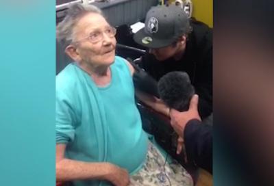 Nonna Tatuaggio