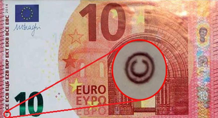 Copyright Banconote
