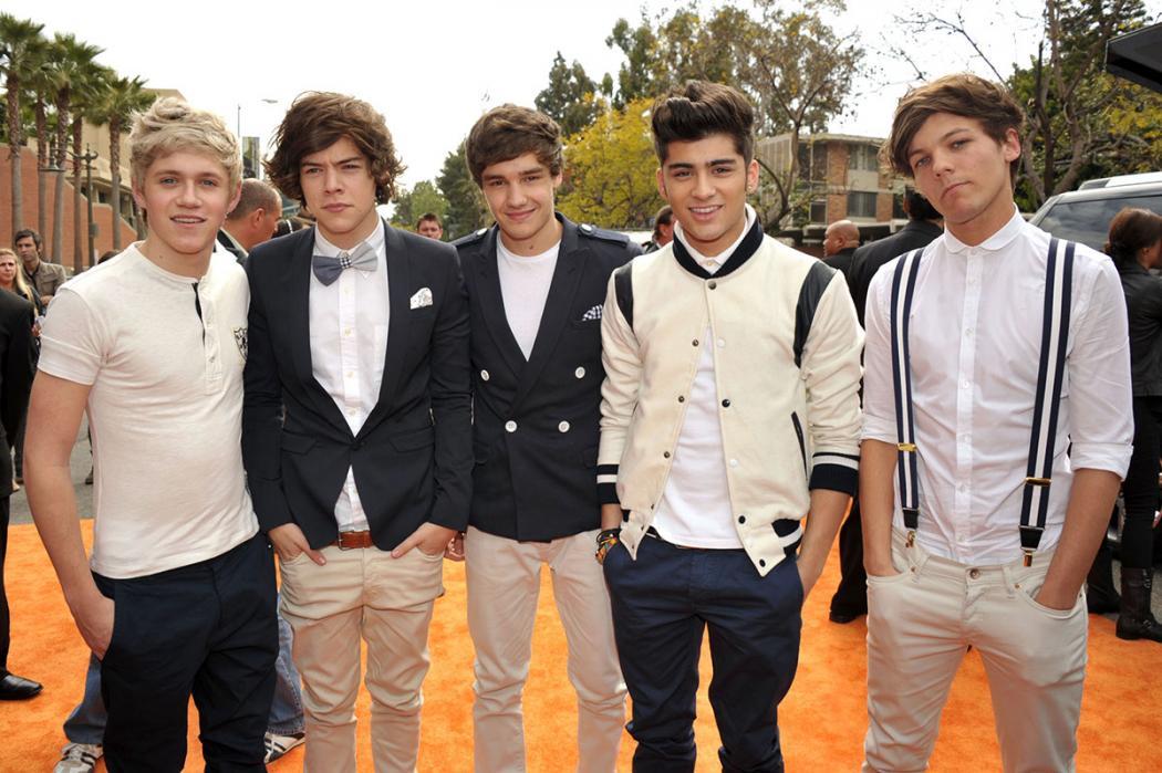 20 cose che non avresti mai immaginato sui One Direction