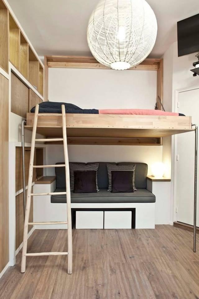 Trasformare piccole stanze 06
