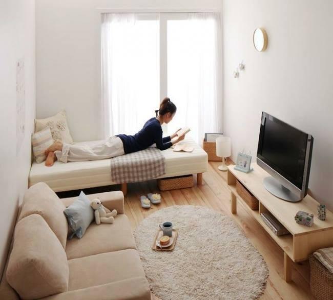 Trasformare piccole stanze 12
