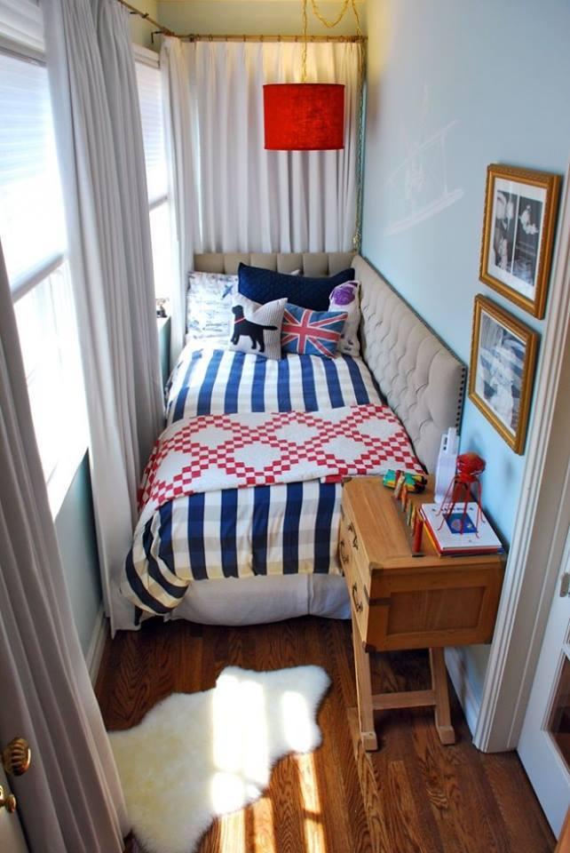 Trasformare piccole stanze 14