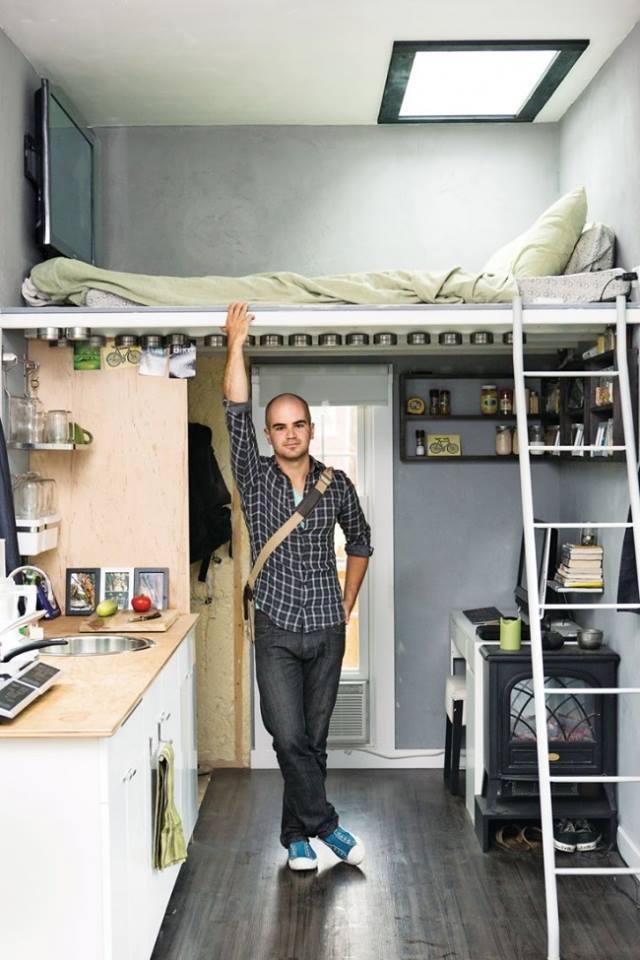 Trasformare piccole stanze 17