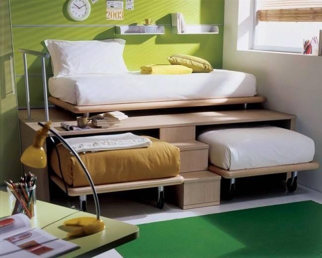 Trasformare piccole stanze 19
