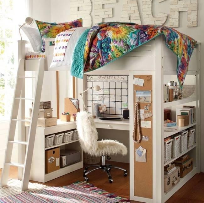 Trasformare piccole stanze 21