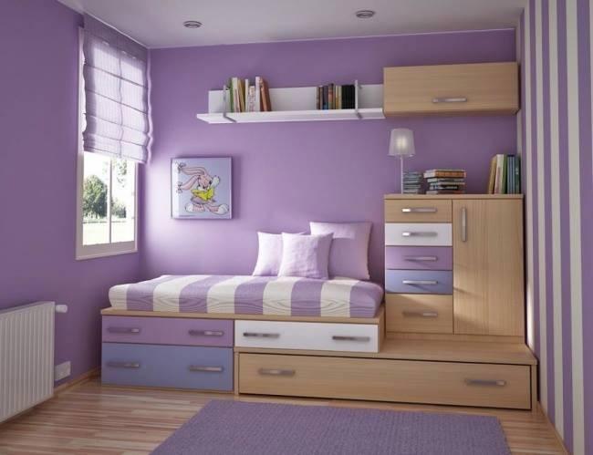 Trasformare piccole stanze 22
