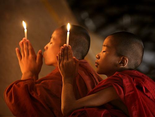 Frasi buddiste