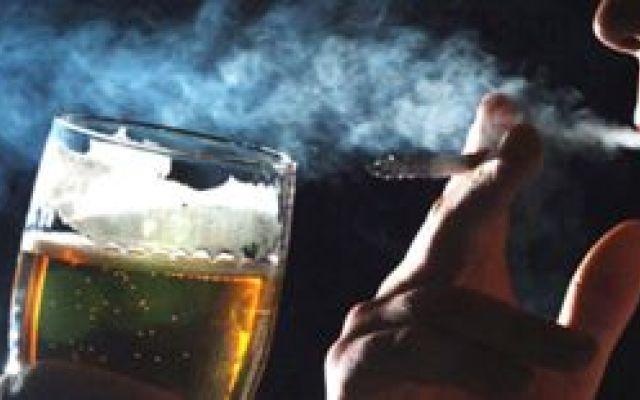 fumo e alcol