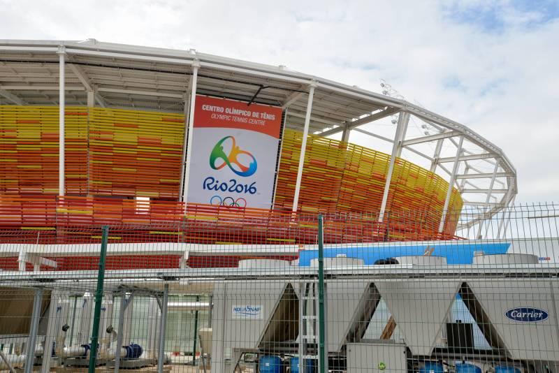 5 Agosto 2016 il mondo si ferma: ci sono le Olimpiadi a Rio De Janeiro
