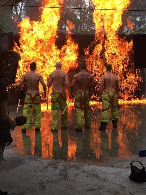 Calendario Pompieri Australia