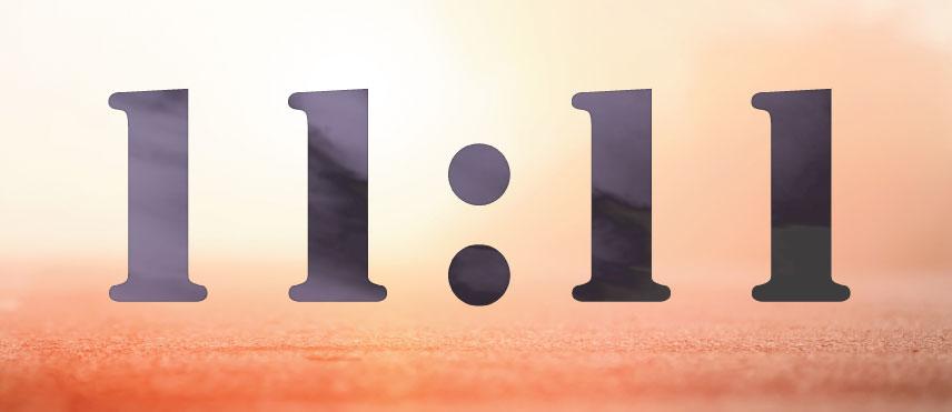Significato 11:11
