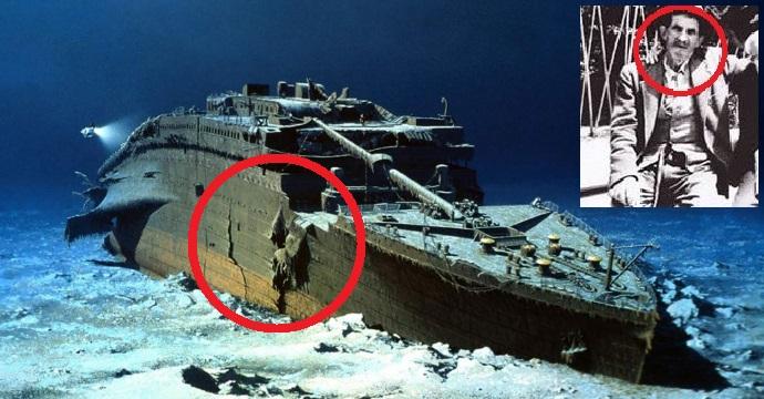 Titanic Segreto