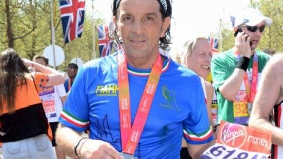 maratona londra barese