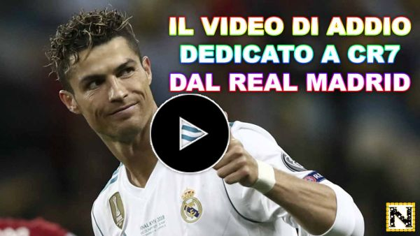 VIDEO DEDICATO CR7 REAL MADRID