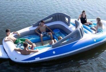 Bay breeze boat party island