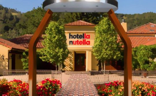 hotel nutella